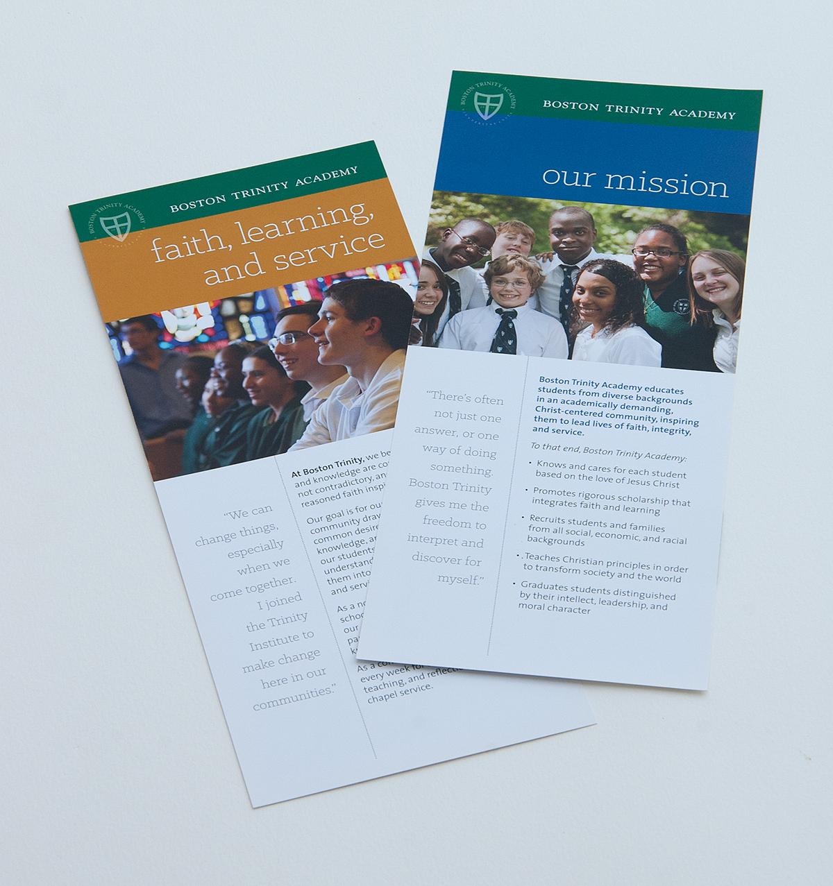 Boston Trinity Academy cutsheets