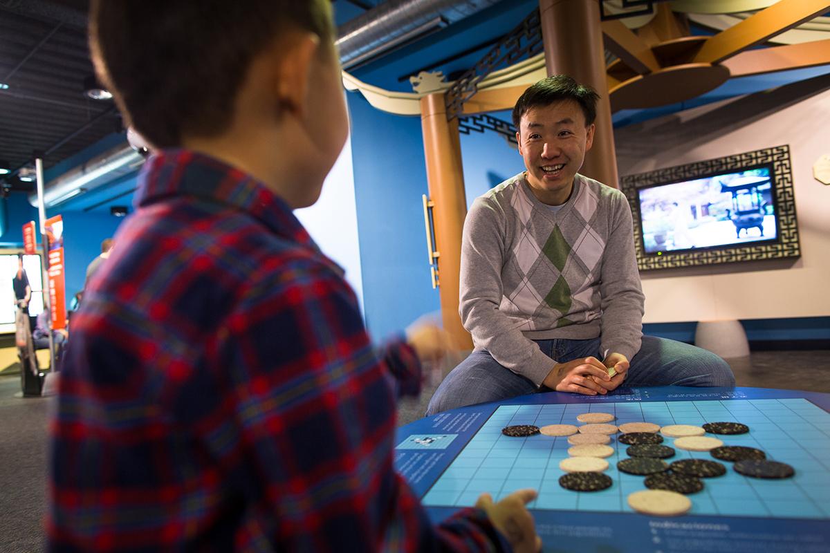 Boston Childrens Museum Children of Hangzhou Exhibit