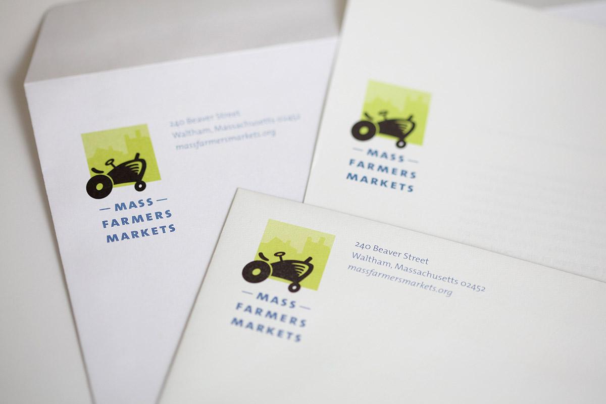 Mass Farmers Market Identity System