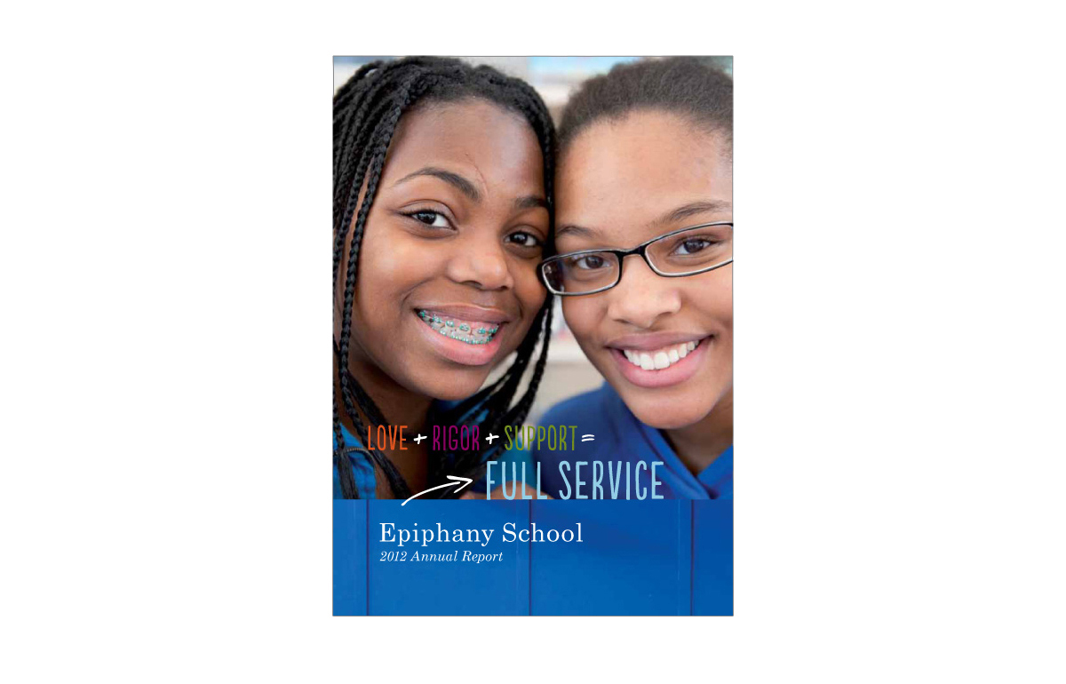 Epiphany School annual report