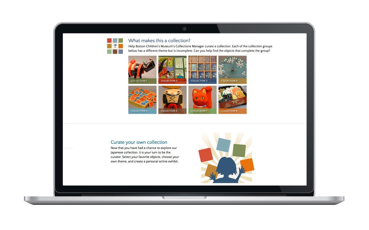 Boston Childrens Museum Japanese House website