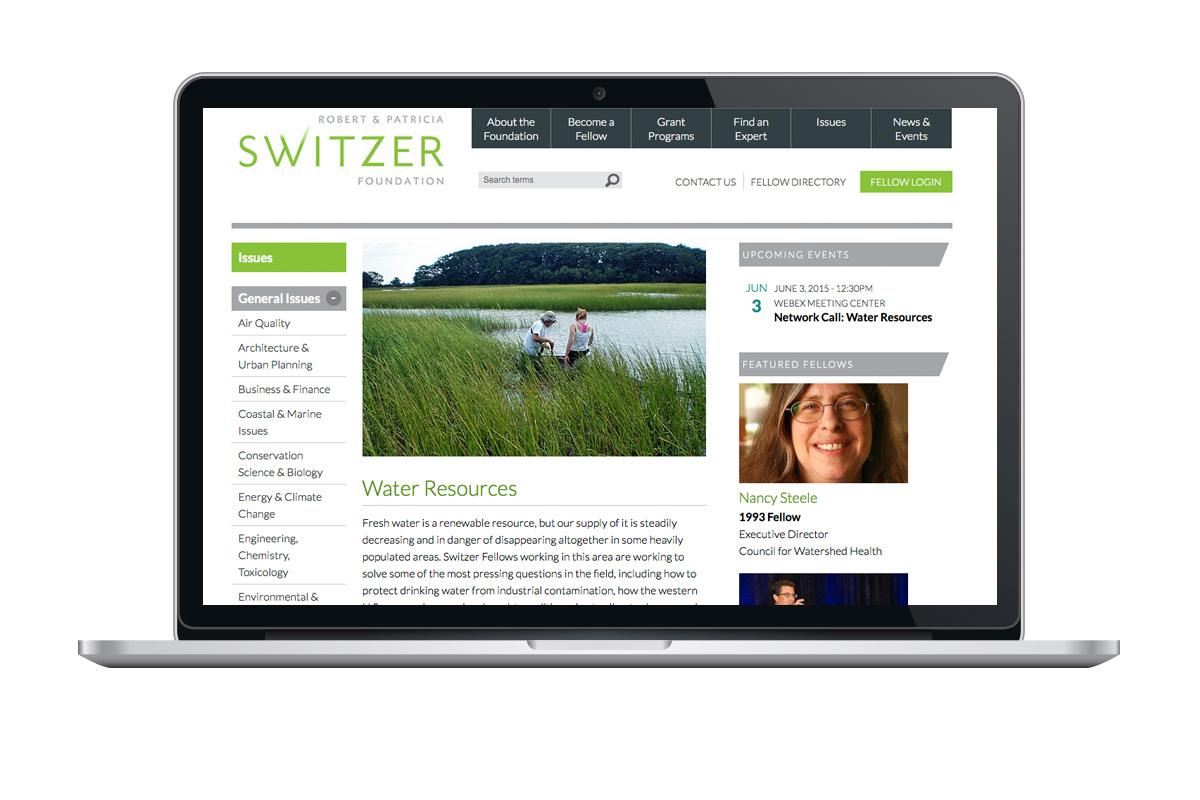 Switzer Network Website